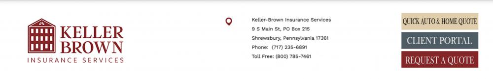 COI Client Portal Keller-Brown